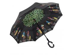 Зонт обратного сложения Up-Brella Picasso (24000)