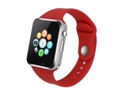 Смарт-часы SmartWatch UWatch A1 Red (3)