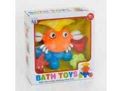 Игровой набор для купания Bath Toys Водопад Краб (2-9903-50440)