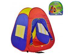 Детская палатка Play Smart Волшебный домик Разноцветная (2-1001М-36771)