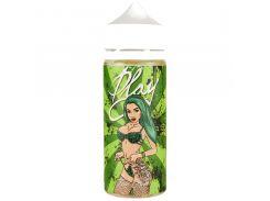 Жидкость для электронных сигарет UUL Toxic Green 120 мл 0 мг (Кактус с фруктами)