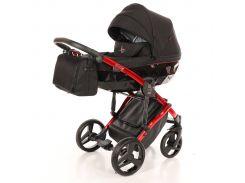 Детская коляска 2 в 1 Tako Junama Diamond Individual 01 Красная рама (13-JDI01)
