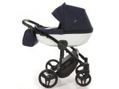 Детская коляска 2 в 1 Tako Junama Diamond 01 Темно-синяя (13-JD01)