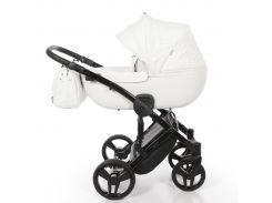 Детская коляска 2 в 1 Tako Junama Enzo 01 Белая (13-JE01)
