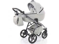 Детская коляска 2 в 1 Tako Laret Classic 02 Белая (13-LC02)
