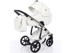 Детская коляска 2 в 1 Tako Laret Imperial 01 Белая (13-LI01)