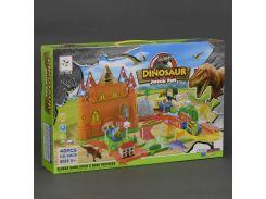 Автотрек QI YUE Динозавры Парк Юрского Периода 2208 А 42 детали (2-2208А-50258)