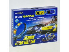 Автотрек Racing Track JJ 82-2 384 см (2-JJ82-2-72437)