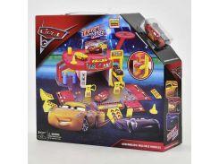 Игровой автотрек-гараж Тачки 3 (2-HT631Q-63525)