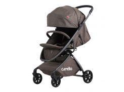 Коляска прогулочная CARRELLO Magia CRL-10401 Коричневая (21-CRL-10401-1)