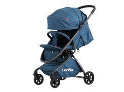 Коляска прогулочная CARRELLO Magia CRL-10401 Синяя (21-CRL-10401-3)