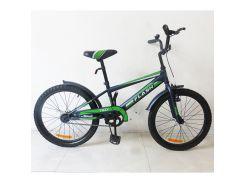 Велосипед TILLY FLASH 20 T-22044 Синий (21-T-22044)