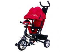 Велосипед трехколесный TILLY TITAN T-348 Красный (21-T-348-3)