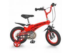 Детский велосипед Profi 12 LMG012123 Красный (23-SAN222)