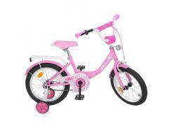 Детский велосипед Profi 14 Y01411 Розовый (23-SAN243)