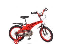 Детский велосипед Profi 16 LMG016123 Красный (23-SAN260)
