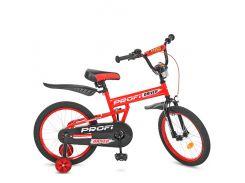 Детский велосипед Profi 18 L018112 Красный (23-SAN271)
