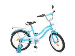 Детский велосипед Profi 18 L01894 Голубой (23-SAN279)