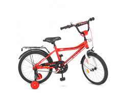 Детский велосипед Profi 18 Y018105 Красный (23-SAN284)