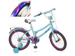 Детский велосипед Profi 18 Y018164 Мятный (23-SAN291)