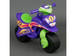 Мотобайк Фламинго Спорт 0139-6 Зеленый с синим (2-0139-6-48171)