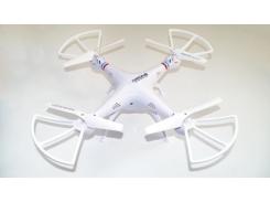 Радиоуправляемый квадрокоптер Drone X5C8969 Белый (31-SAN030)