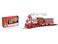 Железная дорога Classical Train 8111 235 см Красный (37-SAN010)