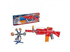 Игрушечное оружие Автомат 007031B Красный (37-SAN019)