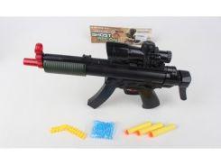 Игрушечное оружие Автомат 3081 Черный (37-SAN020)
