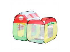 Детская палатка игровая с 50 разноцветными шариками M3708 (006760)