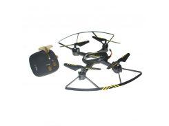 Квадрокоптер на радиоуправлении MHZ DH 861-Q7 Black (008220)