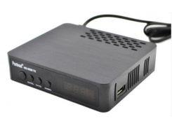 Ресивер цифровой ТВ тюнер эфирный DVB-T2 Pantesat DVB-T2 3820 HD Черный (007625)