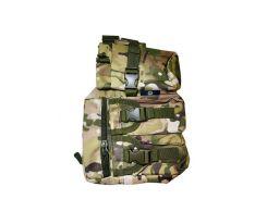 Рюкзак-сумка тактическая военная Спартак N02210 Camo Камуфляж (007411)