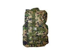 Рюкзак сумка тактическая военная Спартак N02210 Pixel Green Камуфляж (007412)