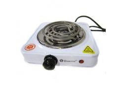 Электроплита настольная Domotec MS-5801 Белый (005296)