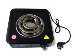 Электроплита с широкой спиралью Domotec MS 5531 Черный (008638)