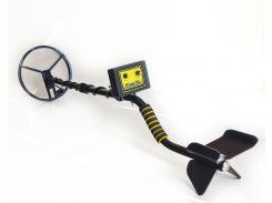 Металлодетектор импульсный MDU Pirat TL катушка водонепроницаемая Черный (iz00016)