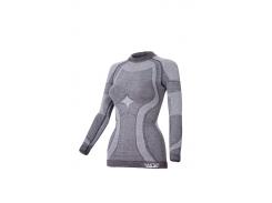 Женская термокофта Haster Merino Wool M/L Черная