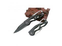 Нож туристический складной Kingopt Black (0948)