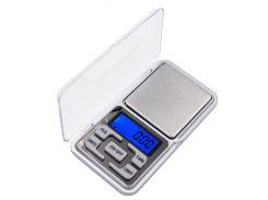 Карманные ювелирные электронные весы 0.01-200 гр (np2_0704)