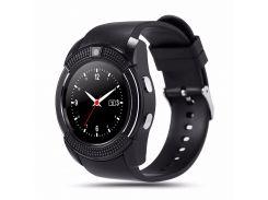 Умные часы Smart Watch UWatch V8 Black