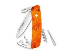 Швейцарский нож SWIZA C03 Filix Оранжевый (30.2060)