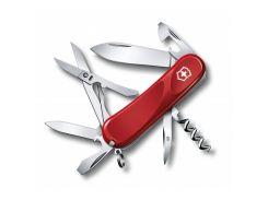 Швейцарский нож Victorinox Evolution 14 Красный (2.3903.E)