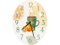 Часы настенные Гранд Презент HOT DRINK 46х60 см (d466023)