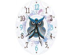 Часы настенные Гранд Презент СОВУШКА 46х60 см (d466021)