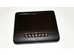 Портативный телевизор Noisy TV 701G USB SD Черный (3sm_611971085)