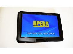 Портативный DVD-проигрыватель Opera 1680 с Т2 15.6 Black