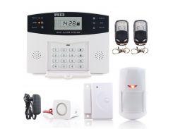 Комплект сигнализации GSM Alarm System PG500 Plus