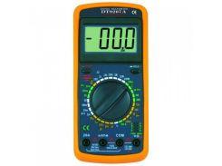 Цифровой мультиметр тестер DT9207A (44734)