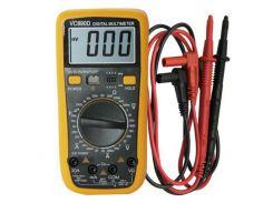 Цифровой профессиональный мультиметр VC890D (45204)